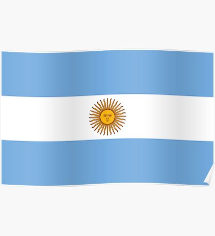 Argentina - Standard Poster