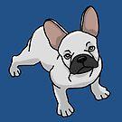 «Bulldog francés, perro, dulce» de nijess