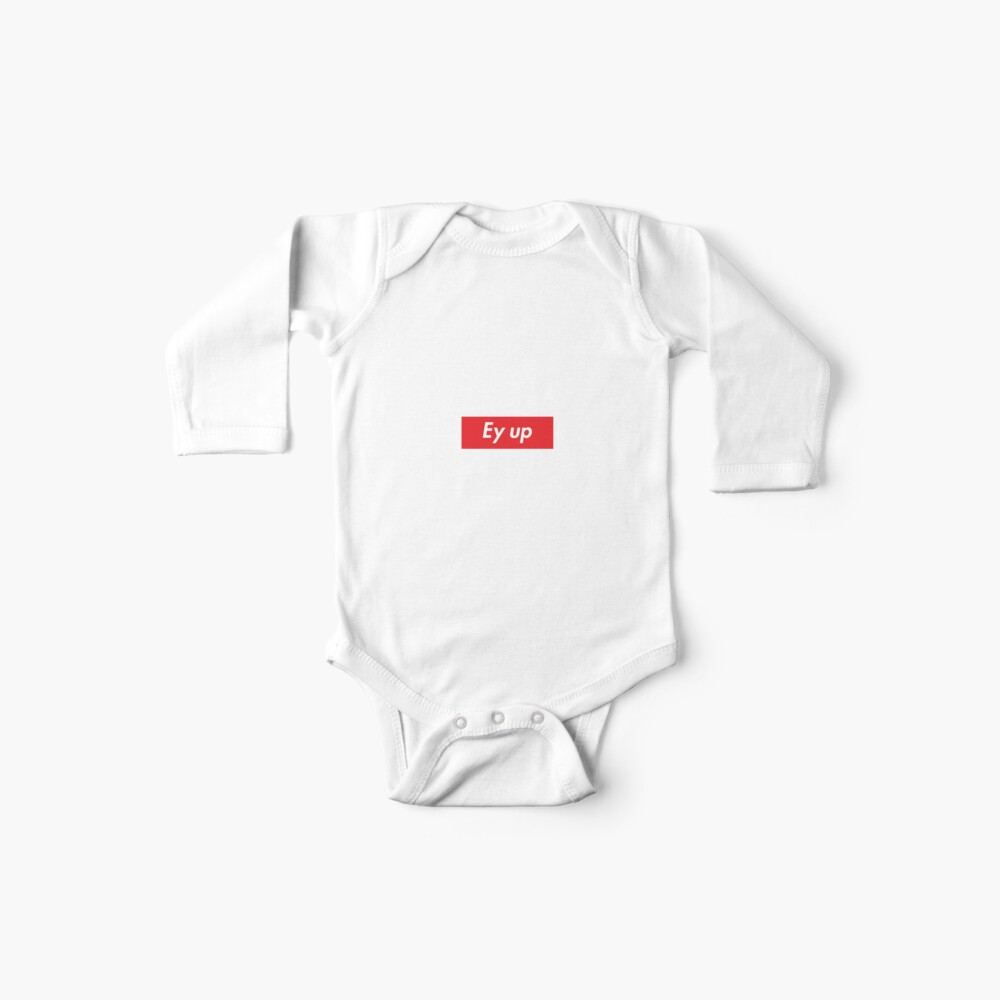 Ey up / Eyup Baby One-Piece