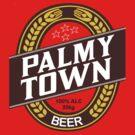 Palmy Town by Sam Ballantyne