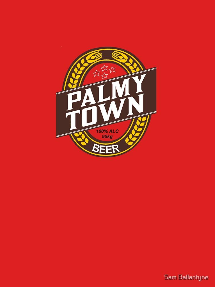 Palmy Town by samuelballantyne