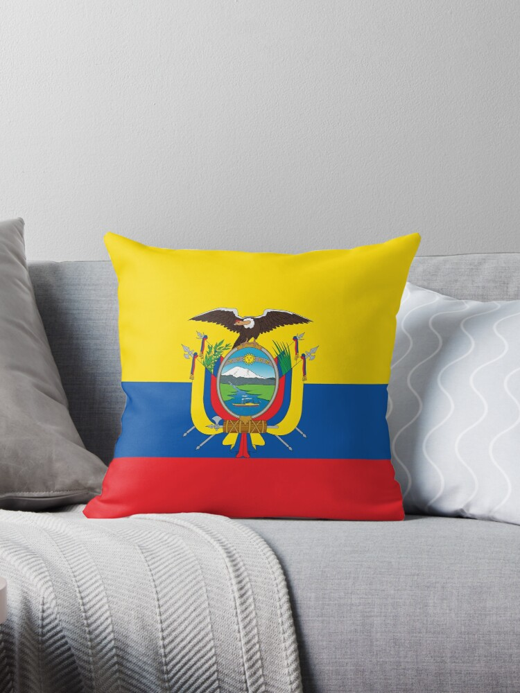 Throw Pillow Standard Size :