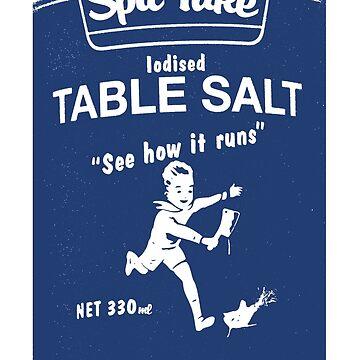 SPIT TAKE by samuelballantyne