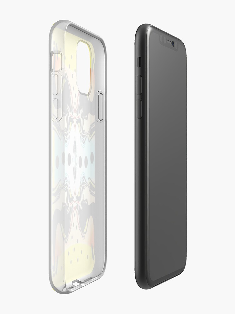 Coque iPhone « Poulpe », par JLHDesign