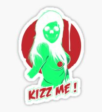 Kizz Me ! Sticker