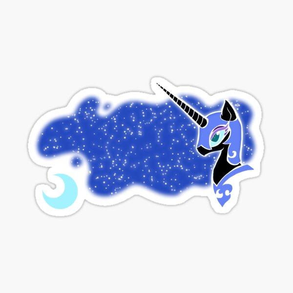 Nightmare Moon Sticker