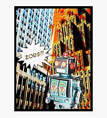robotic Photographic Print