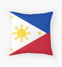 Philippines - Standard Throw Pillow