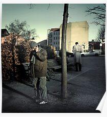 Berlin calling... Poster