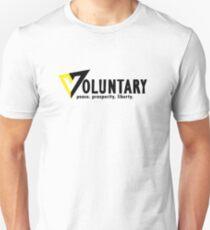 Voluntary Life! Unisex T-Shirt