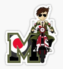 M is For Mod Sticker