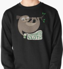 Caffeinated Sloth Pullover