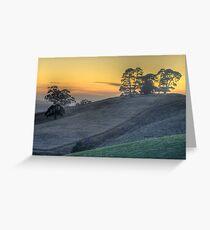 Inverloch Sunrise - Victoria - Australia Greeting Card