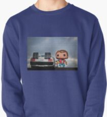 Outatime with Marty McFly Pullover