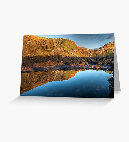 Cape Schanck - Victoria - Australia Greeting Card
