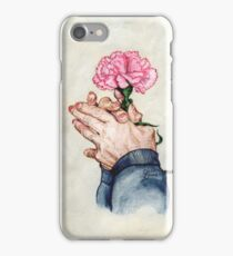 Hands of Time (Acrylic Painting) iPhone Case/Skin