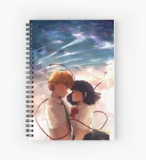 your name ml Spiral Notebook
