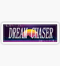 Car Slap - Vaporwave Dream Chaser Sticker