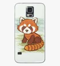 Red Panda Case/Skin for Samsung Galaxy