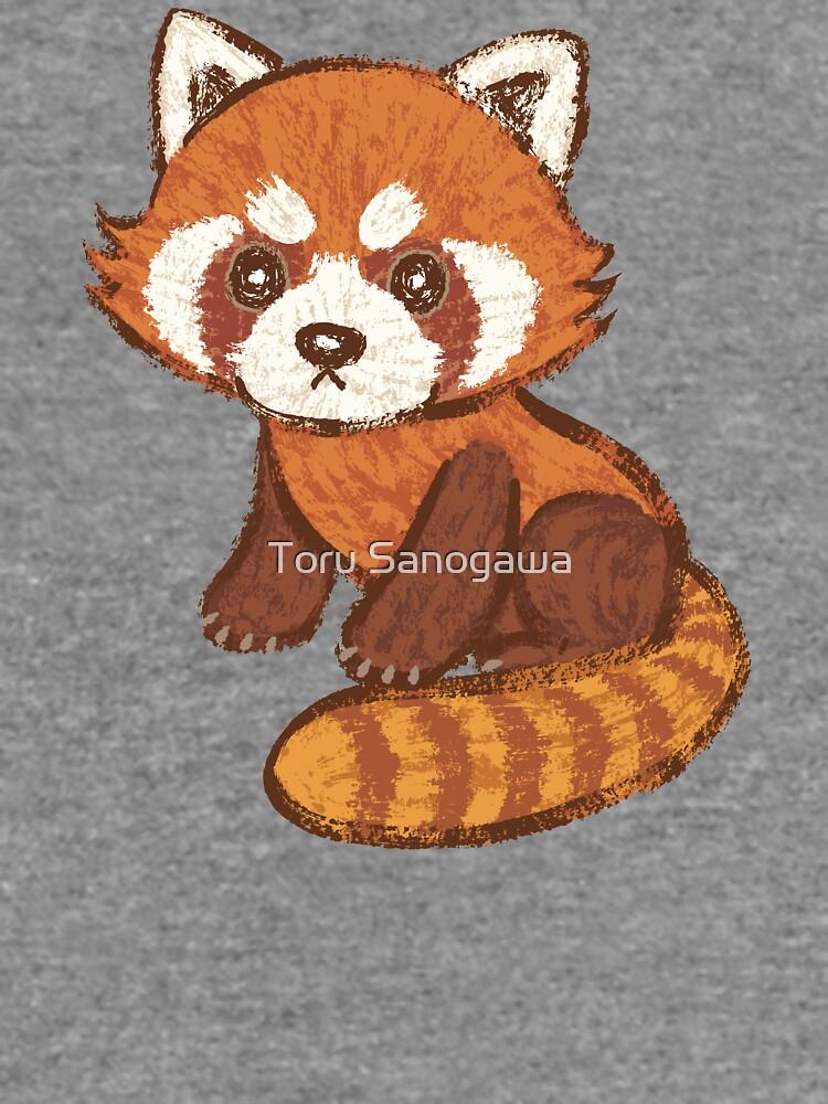 Red Panda by sanogawa