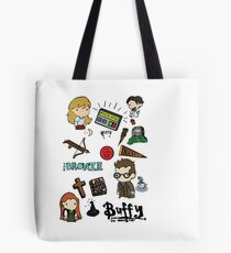 buffy etc. Tote Bag