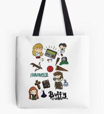 Buffy usw. Tote Bag