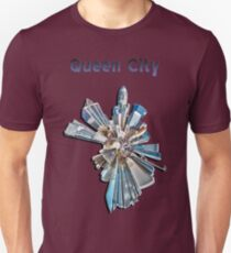 queen city Unisex T-Shirt