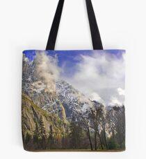 Springtime in Yosemite Tote Bag