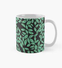 Leaves and Bush critters hiding Artwork Mug