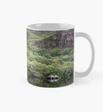 'in the midst of Snowdonia' Mug