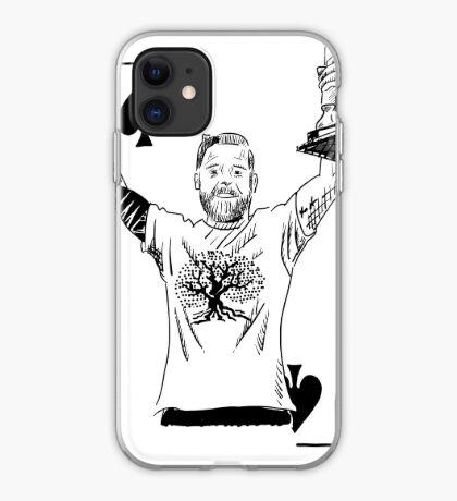 Danny Op t Hof  iPhone Case