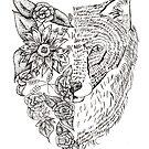 Nature's Fox by makaylasophia