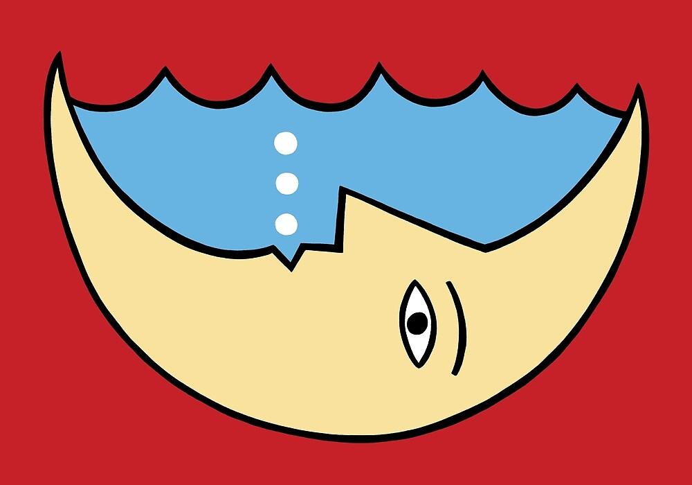 That sinking feeling by baggelboy