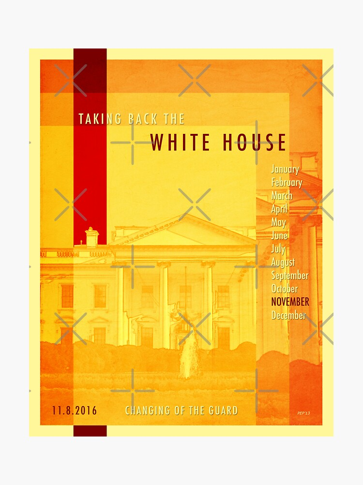 Taking Back The White House by morningdance