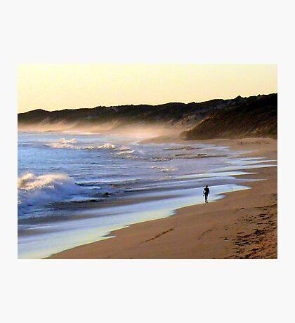 Board Walk Photographic Print