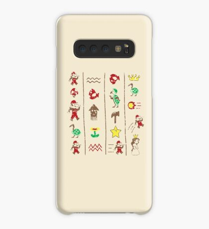 The Legend of Mario Case/Skin for Samsung Galaxy