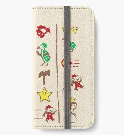 The Legend of Mario iPhone Wallet