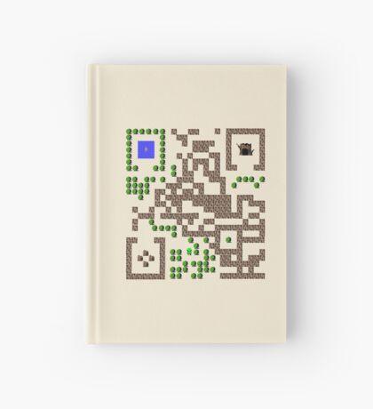 QR Link Hardcover Journal