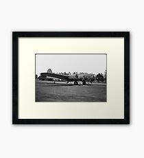 B17 Flying Fortress Framed Print