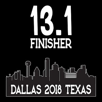13.1 Dallas TX Finisher by FairOaksDesigns