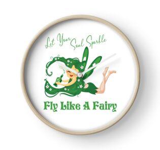 Green Fairy, Let Your Soul Sparkle, Fly Like A Fairy