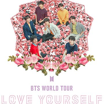 BTS Love Yourself Speak Yourself World Tour 2019, 방탄소년단 Tour by yairalynn