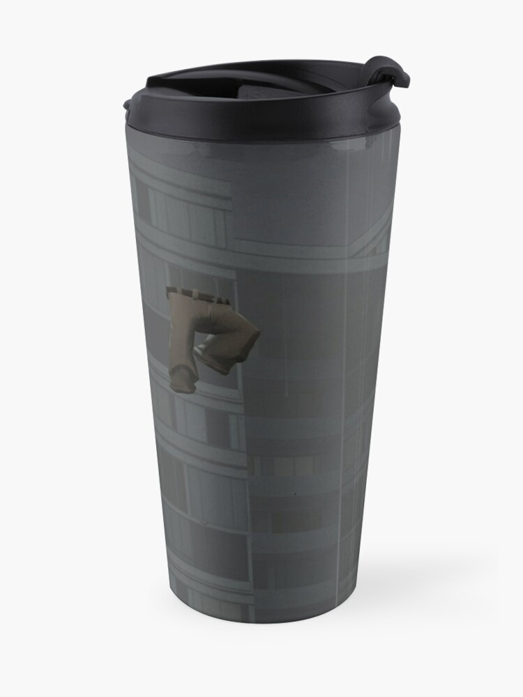 Alternate view of Flying trousers in the rain Travel Mug