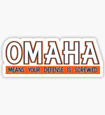 "VICTRS ""OMAHA"" Sticker"