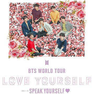 BTS 방탄소년단 Love Yourself Tour 2019,  BTS US Tour by yairalynn