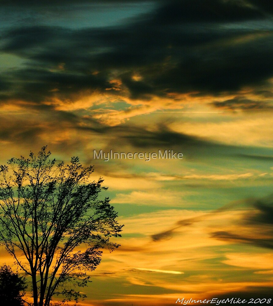 #614  The Sky by MyInnereyeMike