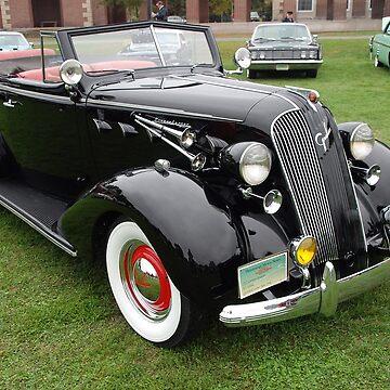 1937 Graham Roadster by woodeye518