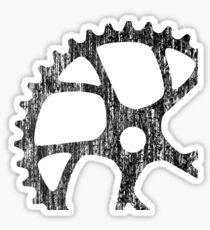 Bike Cog Sticker
