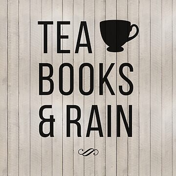 Teebücher & Regen von hocapontas
