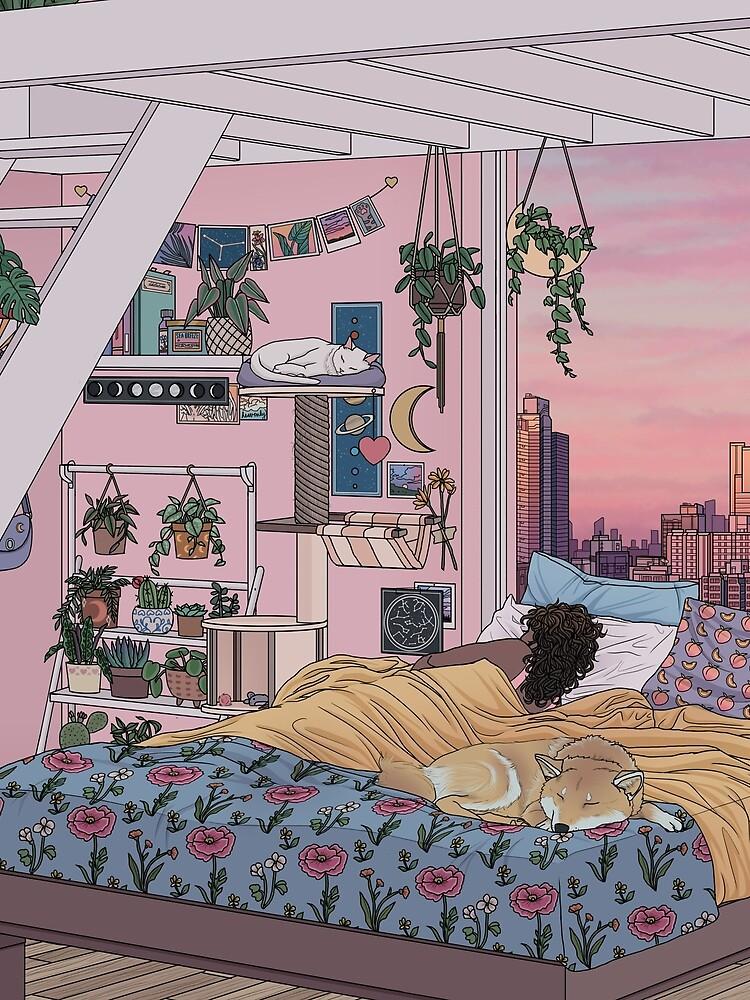 Sweet Dreams by kelseydraws